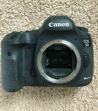 Canon EOS 5D Mark III 22.3MP Digital SLR Camera (Body Only) ShutterCount: 119248