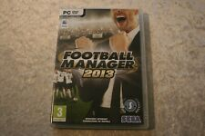 Football Manager 2013-Pc/Mac DVD-ROM Juego