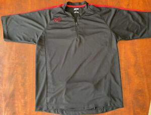 Fox Racing MTB Mens Jersey L Black/Red