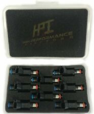 8 BOSCH STYLE GEN3 HIGH IMPEDANCE 96LB INJECTORS LS1 LT1 LS6 5.0 FORD BEST PRIC