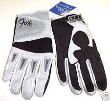 Women's Bicycle Gloves Fox Dirtpaw X-Large Grey & Black