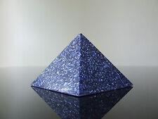 Orgone Tesla Radionics Activator Quantum Shield Shungite HHG 5xDT Quartz Pyramid