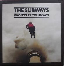 "Subways, The - I Won't Let You Down / Shake! UK 7"" 2008 NM / Neuwertig Butch Vig"