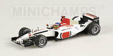 MINICHAMPS Formel1 1 43 bar Honda 005 J. Villeneuve Nr16