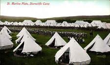 Shorncliffe Camp, St Martins Plain # 52662 by Valentine's.