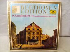 BEETHOVEN EDITION KARL BOHM DG RARE SEALED BOX SET