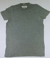 Abercrombie & Fitch Men's Super Soft Unprinted Muscle T-Shirt New Small Grey