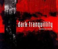 DARK TRANQUILLITY - DAMAGE DONE [2009 BONUS TRACKS] NEW CD