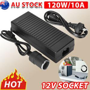 240V to 12V Car Cigarette lighter Transformer Power Supply 12V Socket Converter