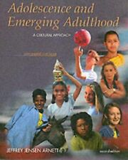 Adolescence and Emerging Adulthood: A Cultural Approach, Revised (2nd-ExLibrary