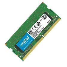 8GB Crucial DDR4 SO DIMM 2666MHz PC4-21300 CL19 1.2V Memory Module