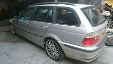 Bmw E46 320d touring, breaking,black leather