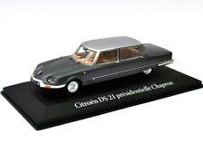 Staatskarosse 1969 Citroen DS 21 Chapron de Gaulle Metall Modellauto 1:43 Norev