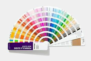 2020 Pantone Formula Color Reference Guide Solid Coated GP1601A Book
