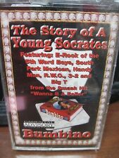 "BUMBINO ""The Story Of A Young Socrates"" SEALED NEW  l"