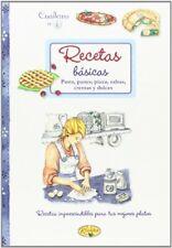 Basic recipes (Cookery Books)