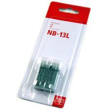 NB-13L NB13L NB 13L Battery for Canon PowerShot G5X G7X G9X Batteries