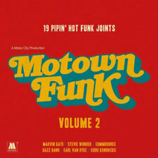 MOTOWN FUNK VOLUME 2 2018 RSD COLOURED vinyl 2LP, NEW!