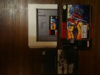 Super Star Wars The Empire Strikes Back THQ SNES Super Nintendo COMPLETE WORKS