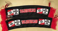 Bayer 04 Leverkusen Mini Schal Fussball Bundesliga