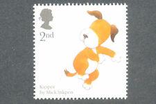 Kipper the Dog Great Britain-mnh single 2010 -Animal tales-Cartoons-Animation