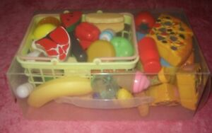 PRETEND PLAY TOY FOOD BUNDLE