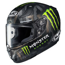 *Fast Shipping* HJC RPHA PRO 11 Motorcycle Helmets (Monster, Black, Skyrym,..)