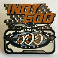 2000 Indianapolis 500 Event Collector Lapel Pin Indy 500 Indy Car 84th Running