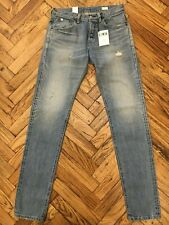 EDWIN 'MADE IN JAPAN', W29 L34, BRAND NEW,  MEN'S DENIM JEANS, JAPANESE SELVAGE
