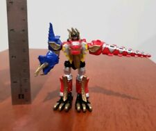 "Super Sentai Power Rangers 3"" PVC Dino Thunder Megazord Figure"
