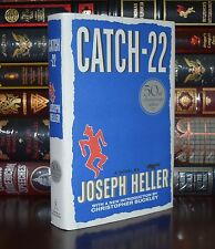 Catch-22 by Joseph Heller Novel 50th Anniversary Collectible Hardcover Edition