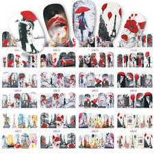 ❤️NOUVEAU LOT ECONOMIQUE 100 STICKERS PARIS NOSTALGIE BIJOUX ONGLES NAIL ART