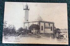 CPA. SAIDA. La Mosquée. 1914. Algérie.