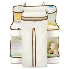 Munchkin Baby Nappy Change Organiser Stacker Storage Dispenser