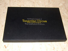 Tangerine Dream Live at Coventry Cathedral 1975 Definitive Edition new boxed set
