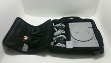 Sony PlayStation 1 Console Bundle PS1 with Travel Bag! X2 Games memory card etc.