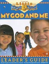My God and Me Leader's Guide; The All-Purpose Preschool Ministry Program / Presc