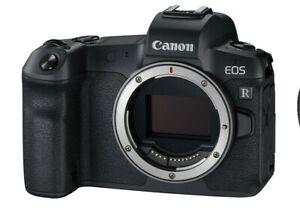 Canon EOS R 30.3MP Digital Camera, Gebraucht aber Top