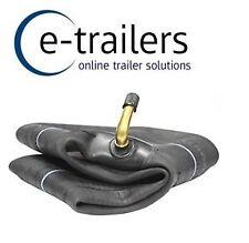 """BENT VALVE 8"""" INNER TUBE TRAILER WHEEL BARROW 3.50-8 4.00-8 400x8 4.80/4.00-8"""