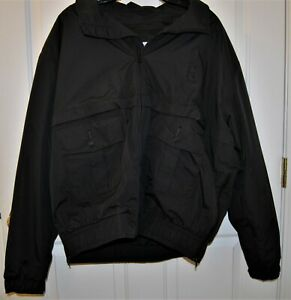 VF Imagewear Black Winter Jacket XL RG Preowned Water Repellent