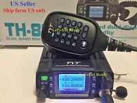 TYT TH8600 waterproof Dual Band 25W Mobile Radio Free cable+software US Seller