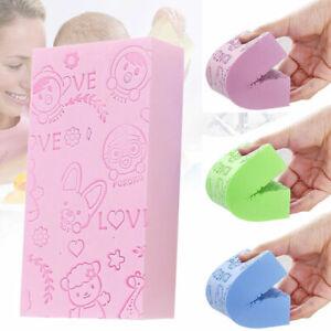 Bath Sponge Dead Skin Remover Brush Exfoliating Massager Cleaning Shower UK Sell
