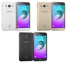"Samsung Galaxy J3 Smartphone 8GB 5"" Touchscreen WiFi 4G Unlocked"