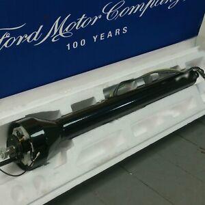 "1966-67 Ford Fairlane Ranchero Falcon 28"" Black Steering Column Floor Shift 500"