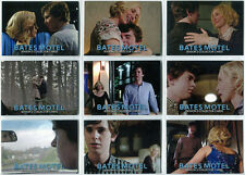 Bates Motel Season 2 Love Hate Complete 9 Card Chase Set LH1 to LH9