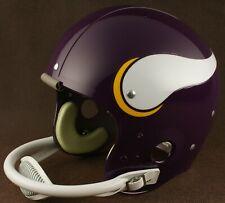 MINNESOTA VIKINGS 1980-1982 NFL Authentic THROWBACK Football Helmet