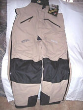 Mens 3X Tall Bib Overalls Genuine Goretex Rain Pants Non Insulated Bib Coveralls
