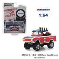 Greenlight 41050C 1966 Ford Bronco BAJA - BF Goodrich Diecast Car 1:64