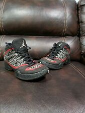 d7f8e18bdbc2 Air Jordan XX9 29 Bred Elephant Black White Red 695515-023 Mens Size