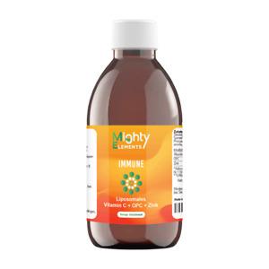 Liposomales Vitamin C (1000 mg), OPC (200mg) Zink (15mg) vegan aus Deutschland